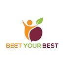 Beet Your Beet Circle Logo